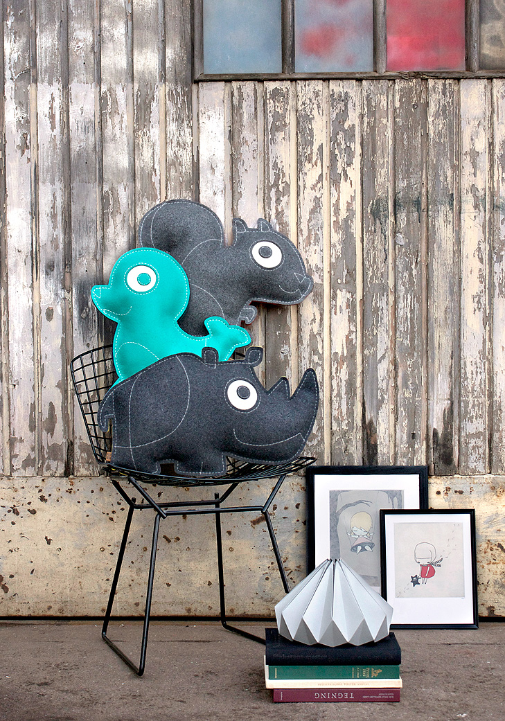 ZooperPets Softies Pillows Interior Design Products